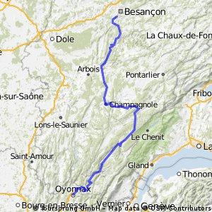 Tour de France 2014 Besancon - Oyonnax