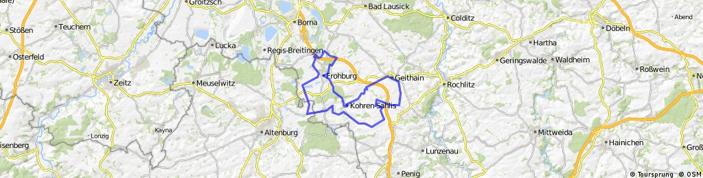7 - Rittergüter, Herrenhäuser, Drei- und Vierseithöfe im Kohrener Land