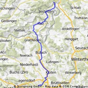 Zürich - Neuhausen