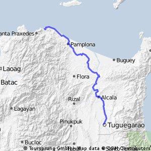 Claveria-Gattaran-Tuguegarao
