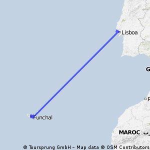 Viaggiamondo Lisbona-Madeira