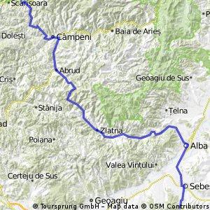 Romania 2009 - DAY 12