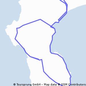 Ride for Hope Sun 23 Feb 2014 72km