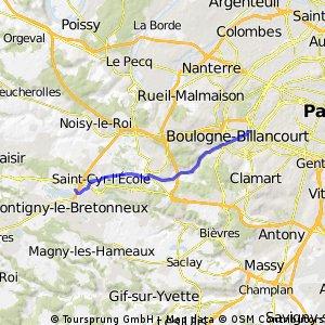 Paris Vélopolis