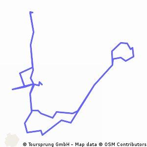 Stage 2 - Tour de San Luis 2014 - La Punta-Mirador del Potrero