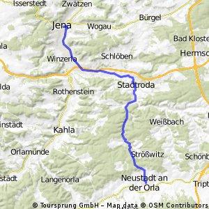 Neustadt - Jena