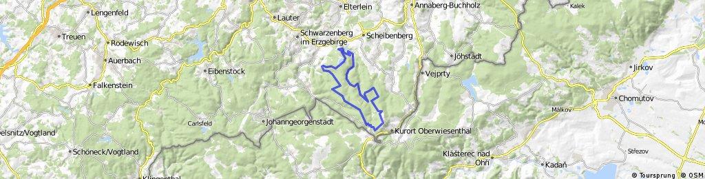 Erzgebirgsradrennen Markersbach