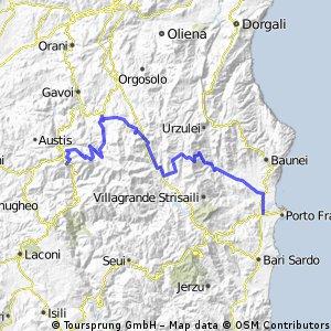 IT Sardinia 33.0 - Tonara to Tortolì