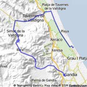 2º Etapa Vuelta Cadetes