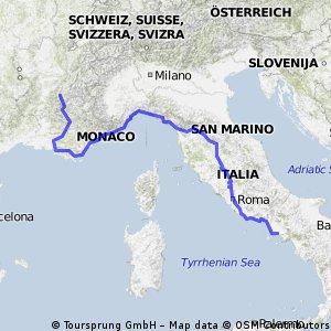 Eurogasm's Trip