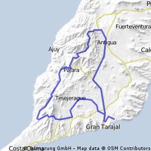 Ins Herz von Fuerteventura