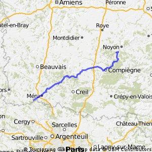 Route dag 05 SDC