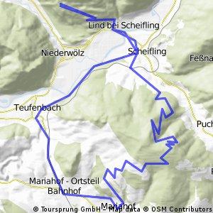 Scheifling-Mariahof-Perchau