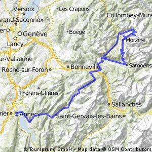 Alpen 2014 02.Etappe