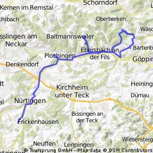 Große Mountenbaig Tour