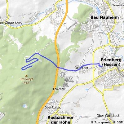 Winterstein Halbmarathon