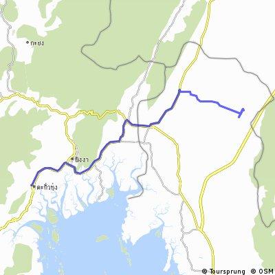 J24 - Takua Thung - Plai Phraya