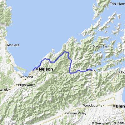 NZL 010 Havelock - Nelson