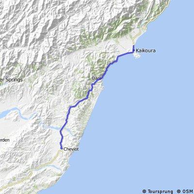 NZL 012 Kaikoura - Cheviot