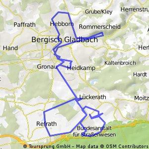 Fototour durch Bergisch Gladbach