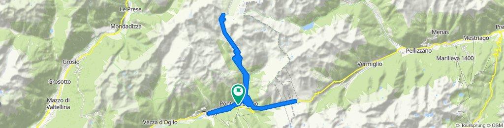 Passo di Gavia + Passo del Tonale