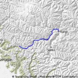 V1D10 Kargil to Sonamarg