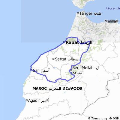 Morocco April 2014
