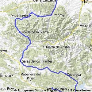 S.DOMINGO DE LA CALZADA-NAVALENO