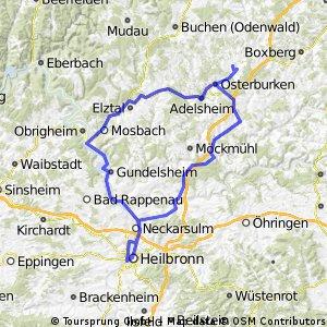 Rosenberg Tour