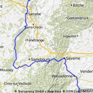 02/2014 Neufgrange - Molsheim