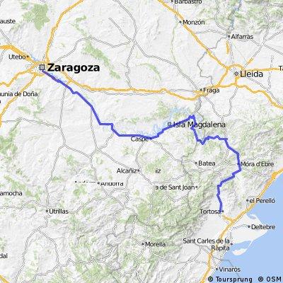 Tortosa-Zaragoza