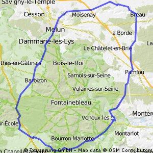 Un tour en Seine et Marne