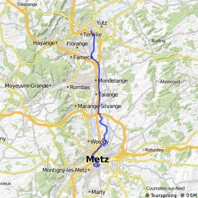 2014 T1 Metz - Thionvill