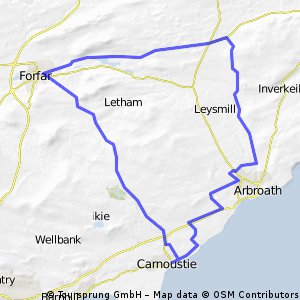 Short Angus Route
