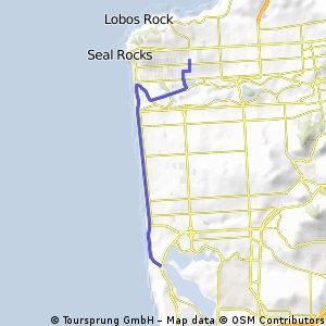 NDeL: Lake Merced Run