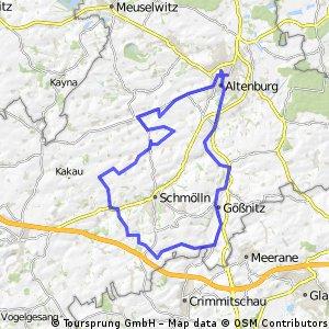 ABG, Gößnitz, Heyersdorf, Wildenbörden, Göhren, ABG