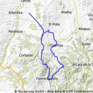 Formiche escorihuela cedrillas Teruel 8