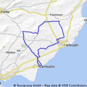 30 Mile training circuit