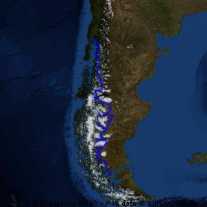 Südamerika - grob