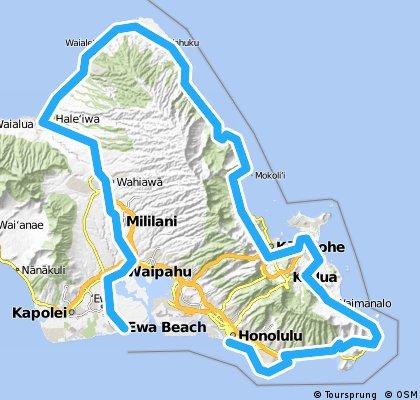5.Honolulu - Waipahu Ewa Beach