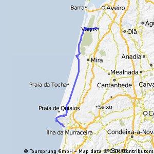 travesía portugal