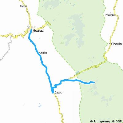 Huaraz - Pasto Ruri