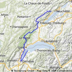 Friedensfahrt Cumiana - Erlangen 2009 4.Etappe