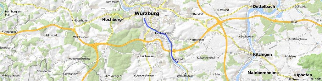 Würzburg - Eibelstadt