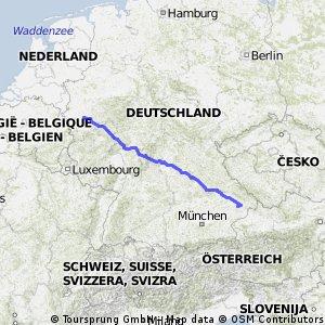 Köln-Vilshofen