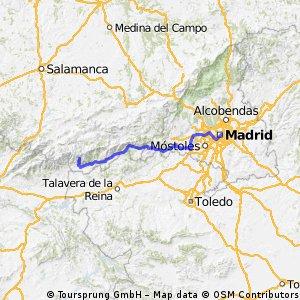 Madrid - Sierra de Gredos