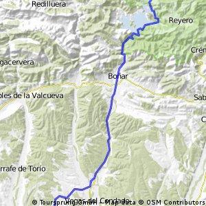 Ruta  Villafeliz-Redipollos