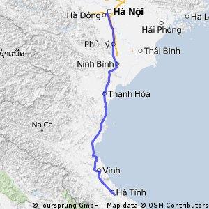 Hà Nội -> Đà Nẵng