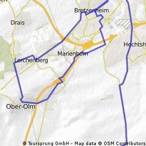 Kurze Runde Mainz