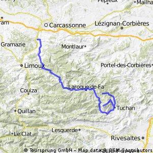 02 - trip vélo Corbières
